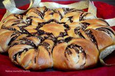 suklaa-pähkinäpulla