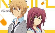 Third ReLife Anime DVD BD Release Artwork Arrives