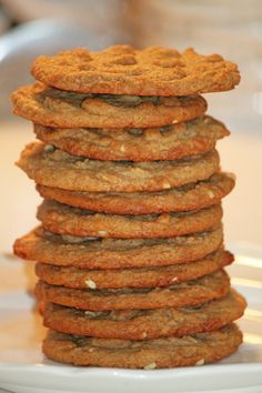 Classic Peanut Butter Cookies ~ #Yummy http://allrecipesvegan.com/recipe/peanut-butter-cookies