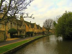Bourton On The Water in the Cotswolds, the prettiest village in the Cotswolds?