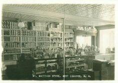 Inside Mt. Whittier Store