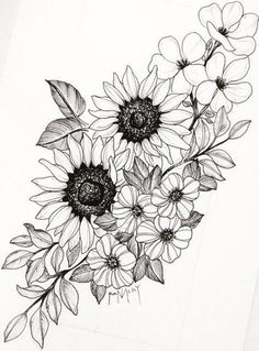 99 Stylish Flower Tattoos That You Deserve    One of the most marvelous creations on the planet are flowers and we can see why because they are absolutely gorgeous. Flowers are a great element that makes for an amazing tattoo. If you have a favorite flower then why not get a tattoo with your favorite color to go with it. There is a reason why men give women flowers on a first date ...