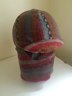 EARTHY TONES Equine Horseback Riding Winter by TheStitchingHorse