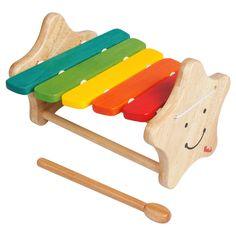 Voila smiley wood Xylophone.