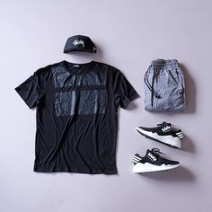 WEBSTA @ kickstography - GRID   @outfitgrid @outfitsociety ....#outfitsociety…