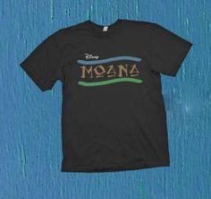 Moana disney Tshirt //Price: $12 //     #cheapFunnyAmericaShirts