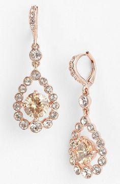Givenchy 'Aurelia' Teardrop Earrings from Nordstrom (http://shop.nordstrom.com/S/givenchy-aurelia-teardrop-earrings/3478111?origin=category=Earrings)