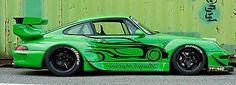 Flamed Street Racing Ride Tribal Tattoo Racing Drift Tuned Car vinyl tr032