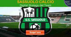 Scopri la strategia digitale di U.S: Sassuolo Calcio con la video intervista a Chiara Bellori,Web e social media manager della società nero verde.