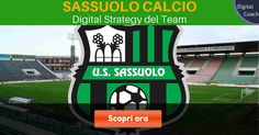 Scopri la strategia digitale di U.S: Sassuolo Calcio con la video intervista a Chiara Bellori, Web e social media manager della società nero verde.