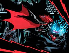 Batwoman vs. Batman