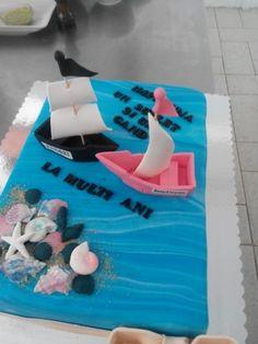 Sea star cake