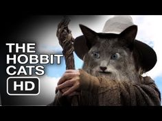 The Hobbit Official TRAILER CATS - Peter Jackson LOTR (2012) HD