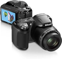 The Nikon COOLPIX L810
