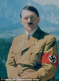 German Fuhrer Adolf Hitler 'went to Brazil to hunt for treasure'