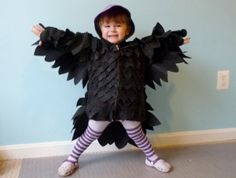 LOVE this Raven costume!