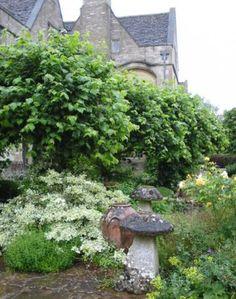 Gärten in England  Rodmarton Manor