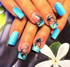 Qualche idea per la vostra nail art Primavera-Estate 2015!! Tutti i prodotti per la vostra nail art su www.tuttoperleung... #unghie #tuttoperleunghie #nailart #nailstore #primaveraestate #idea