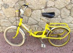 Vélo MOTOCONFORT 16p vintage (692)