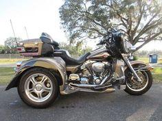 eBay: Touring 2005 Harley-Davidson Ultra Classic Trike, GREAT RUNNING BIKE, NICE EXTRAS, #harleydavidson Harley Davidson Trike, Harley Davidson Touring, Harley Davidson Ultra Classic, Trike Motorcycle, Badass, Biker, Motorcycles, Running, Sweet