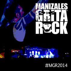 """Cresta Metálica Producciones » """"Manizales Grita Rock 2014″ Fechas definidas para 2014 y apertura de convocatoria a artistas nacionales"""