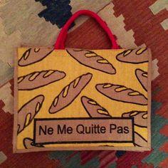 BREAD CARRIER BAG by MISSESSENTIALOILS on Etsy, $33.00