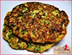 Strong and Beyond: Healthy Zucchini Fritters