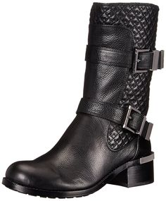 Vince Camuto Women's Welton Motorcycle Boot -- You can get additional details at the image link.