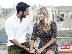 En ¡HOLA!, Alba Carrillo y Feliciano López nos desvelan los detalles de su boda…