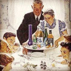 ✿ڿڰۣ(̆̃̃•Aussiegirl The modern family!!!.