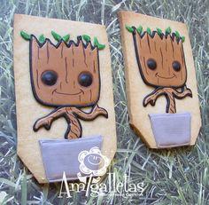 Groot Cookies by Amigalletas on Etsy
