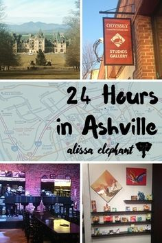 Asheville is a city everyone should visit at least once. Learn about some top picks for things to do when you only have 24 hours in Asheville NC. East Tennessee, Nashville Tennessee, Ashville Nc, Landscape Photos, Landscape Photography, North Carolina Mountains, National Parks Usa, Travel Inspiration, Travel Ideas