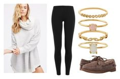 """""""Traveling"""" by bridge6r3 on Polyvore featuring Free People, Polo Ralph Lauren, Sebago and Accessorize"""