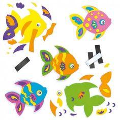 Funky Fish Magnet Kits
