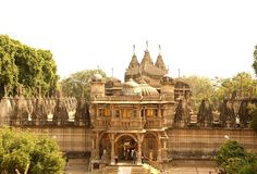 Hathee Singh temple located in Ahmedabad, Gujarat is a very famous Shwetambar Jain temple constructed in 1848-1850AD by a rich Jain merchant Kesarisingh Hatheesing.