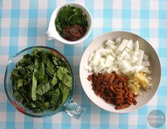 Tender crock pot collards as smoky and rich as their traditional cousins without any animal products.