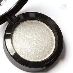 FOCALLURE Baked Shimmer Metallic's Eye Shadow
