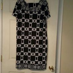 Dress Black and white never worn Aa Studio Aa Dresses Midi