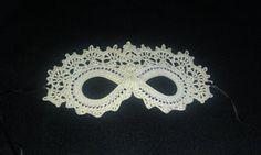 Lace Masquerade Mask by ~forevernat on deviantART