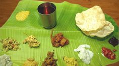 Delicious Kerala Food!