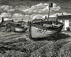 Aldeburgh Beach by Howard Phipps