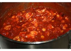 Lola's Homemade Cooking: Southwest Chicken Chili - copycat of Jason's Deli