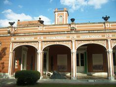MUSEO HISTORICO NACIONAL BARRIO SAN TELMO PARQUE LEZAMA BUENOS AIRES