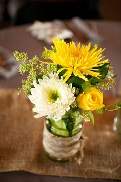 Rustic Yellow Plantation Wedding  Wedding Reception Photos on WeddingWire