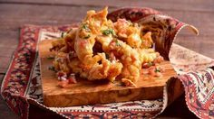 Receta | Fritura de pollo (Chicken pakora) - canalcocina.es