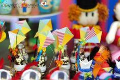 Festa brinquedos