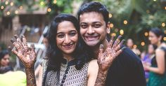 Check Out This Indian Couple's Fully Vegan Wedding!