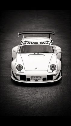 Porsche #rwb #porsche Sell Your car www.carsalesbay.co.uk/