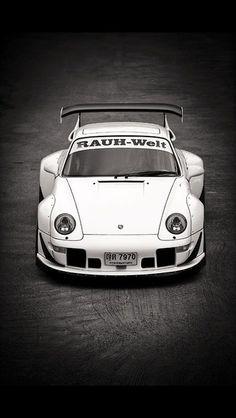 Porsche #rwb #porsche