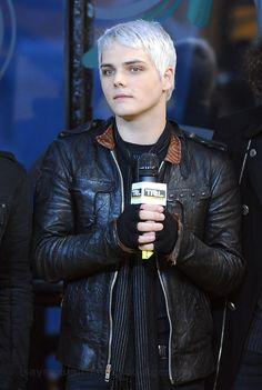 Platinum haired Gerard